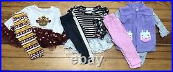 Huge 69 Piece Baby Girl Clothing Lot Size 6-9 Months-Fall And Winter- Mixed Lot