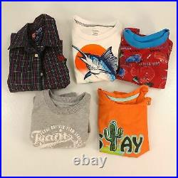 Huge Lot Baby Boys Clothing Size 12-18 Months Infant Wholesale Clothes Outfits
