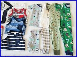 Huge Lot Baby Gap, Carters, Oshkosh 18-24M Baby boy Fall/Winter clothes/Pajama