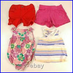Huge Lot Baby Girls Clothing Size 12-18 Months Infant Wholesale Clothes Outfits