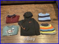 Huge Lot Of 3T Boys Clothing Fall/winter Full Wardrobe Brand Names Pants Shirts