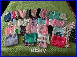 Infant Girls 2T LOT Infant Clothes Pants, Outfits, Shirts, Pajamas S/L sleeve