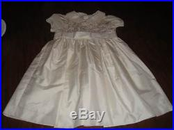 Janie And Jack 5t Gorgeous Silk Dress Very Victorian