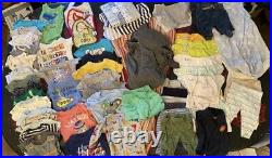 Large 0-3 months Baby boys Clothing And Accessory lot