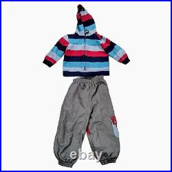 Lot 34 Baby Boys Warm Winter Fall Clothing Bundle Infant Size 18-24 Months