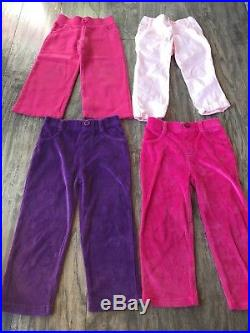 Lot/36 Girls Winter Spring Summer Clothes Size 3T Tops Pants Shorts Some New