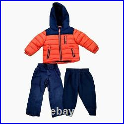 Lot 46 Baby Boys Warm Winter Fall Clothing Bundle Infant Size 6-12 Months