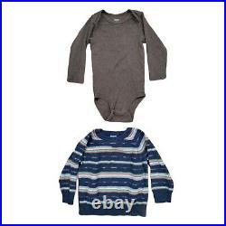Lot 54 Baby Boys Warm Winter Fall Clothing Bundle Infant Size 18-24 Months Bulk