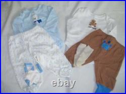 Lot Huge 39 pc Fall Winter Boys Baby Clothes 0-6 mo Childrens Place Carters