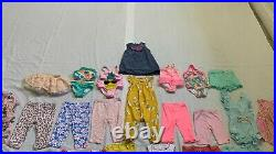 Lot Of Baby Girls Lot 34 PCS Size 0-6 Months summer/ spring Clothing Old Navy+