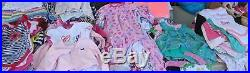 Lot of Baby Girl Clothes Newborn 3/6/9/12/18 months