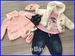 MASSIVE Baby Girls Clothes Bundle 0-6 months Winter&Christmas Collection