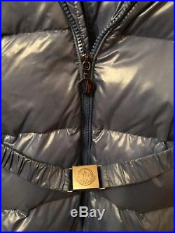 MONCLER Baby Down Jacket Coat Puffer Snowsuit Size 2 y/o