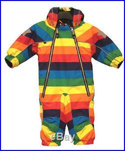 Molo Winter Warm Snowsuit Outerwear Size 74 Unisex Girl Boy