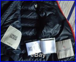 Moncler Baby Boys Designer Down Filled Puffa Coat 1-2 Years Excellent Condition