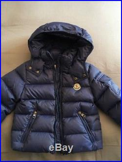 c9ca92839 Moncler Baby Jacket 18-24 M | Winter Baby Clothes