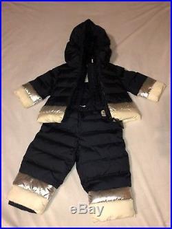 Moncler Baby Snowsuit