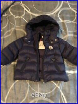 Moncler Jules Puffer Jacket Baby