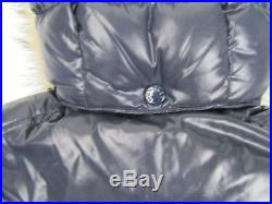Moncler K2 Fur Hood Boys Down Jacket Coat 18-24 Months