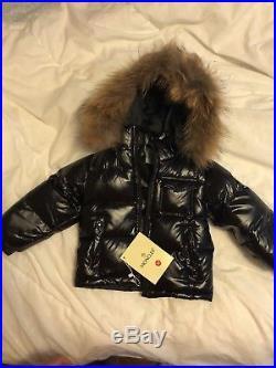 Moncler jacket size 2 Kids