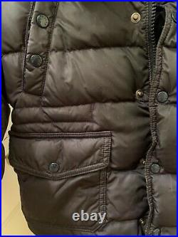 Moncler kids down coat size 3 years