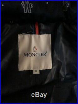 Moncler snowsuit 95-100 cm