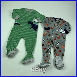 NEW 25 PC. Lot Of Baby Boy Fall Winter Clothes 12 Mos NWT MRSP $ 450.00
