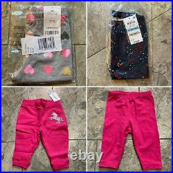 NEW 47 Clothing Items Baby Girl 3-6 Months Lot