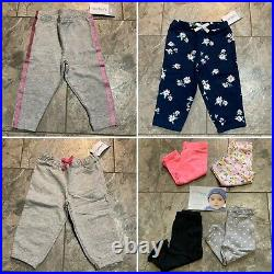 NEW 50 Clothing Items Baby Girl 3-6 Months Lot