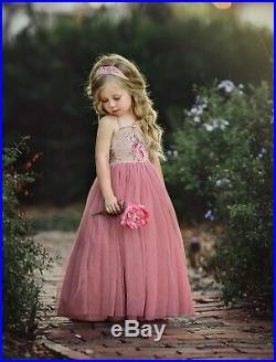 NEW! Dollcake April Tulle Dress Size 3 NEW with tags FLOWER GIRL DRESS