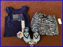 NEW Huge 26pc Baby Girls Size 12-18 Months Clothing Lot SPRING SUMMER NWT