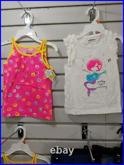 NEW Lot of 17 Baby Girl Toddler Clothes size 2T Top T Shirt Bottom Dress 285