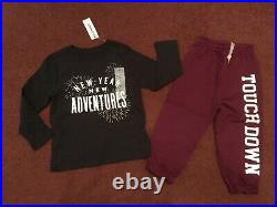 NEW! Toddler Baby Boys Size 2T 24 Mo. Clothing Lot Outfits Old Navy TCP NWT