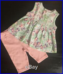 NWT Adorable Baby Girls Fall/Winter CLOTHES LOT Outfit 6-9 & 12 Months Lot # 3