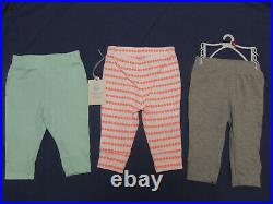 NWT Baby Girl's Clothes Lot 3 6 9 12 mns 35pc Winter Spring Summer Fall All New