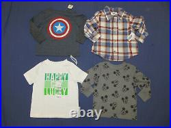 NWT Baby Toddler Boy's Clothes Lot 12 18 Mnth 34p Fall Winter Spring Summer New