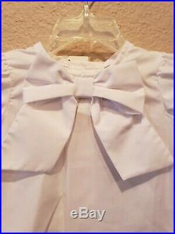 NWT Beaufort Bonnet Company Tillingham Tartan Plaid Coveralls Outfit Sz 6-12 Mo