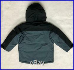 NWT COLUMBIA Toddler Boys 4T Winter JacketBib PantsSnowSuit SetMittsHatNew