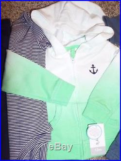 NWT Carter's Baby Boy Lot 6 9 12 months 40 Pieces Fall Winter Retail $438