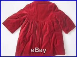 NWT/EUC Janie and Jack UPTOWN HOLIDAY 12 18 24 M Silk Dress Coat Hat