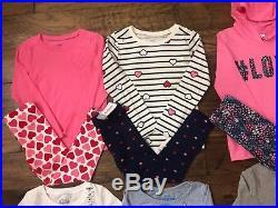 NWT Girl 4T-5T Clothes 22 Piece Lot Winter Carters Disney Oshkosh Disney