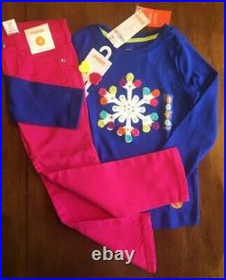 NWT Gymboree Girls 4 4T Fall Winter Clothing Lot Outfits 19 pcs 6 lines