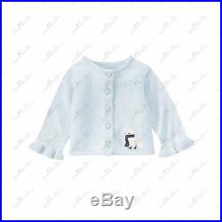 NWT Janie and Jack WINTER'S LITTLE CHARM 0 3 M 6pc Set Shirt Dress Sweater Shoes