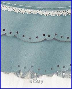 NWT/NWOT Janie and Jack EMBELLISHED ELEGANCE 4 Outfit Blouse Skirt Shrug Socks