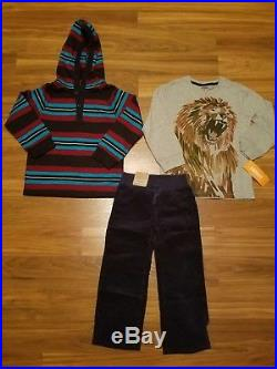 NWT Toddler Boys' Clothes Lot Fall/Winter SIZE 3T Brand Names L/S shirts Pants