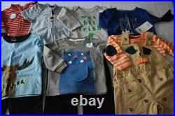 New 10 Pc. Lot Of Baby Boy Clothes 3-6-9 Months Nwt $198