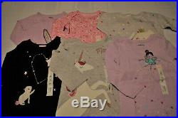 New 12 Pc. Lot Of Baby Girl Clothes 24 Months/2t Nwt $198