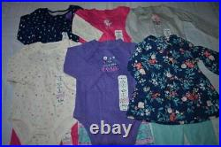 New 12 Pc. Lot Of Baby Girl Clothes 6 & 9 Months Nwt $144