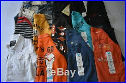 New 14 Pc. Lot Of Baby Boy Clothes 24 Months/2t Nwt $224