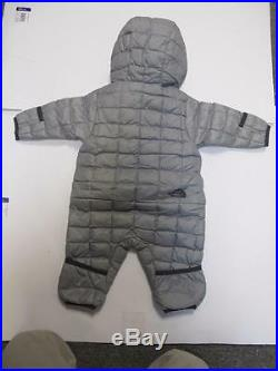 New Infant Thermoball Bunting Winter Plush And Soft Crx9 Metallic Silver